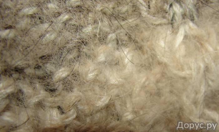 Спрясть собачью шерсть. Прядение шерсти под заказ - Прочие услуги - Прядение шерсти из вычесанного п..., фото 4