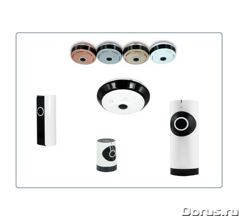 Видеонаблюдение с P2P - Средства безопасности - Представлены уникальные модели WiFi видеокамер с сер..., фото 2