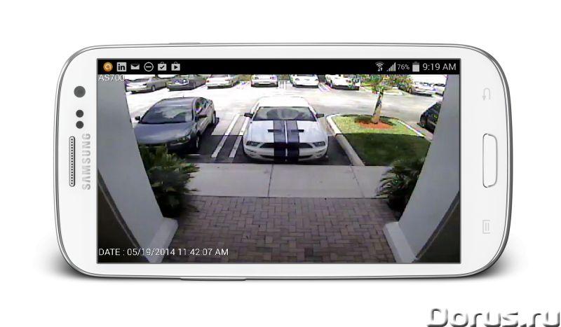 Видеонаблюдение с P2P - Средства безопасности - Представлены уникальные модели WiFi видеокамер с сер..., фото 5