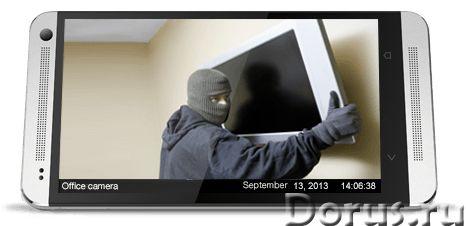 Видеонаблюдение с P2P - Средства безопасности - Представлены уникальные модели WiFi видеокамер с сер..., фото 7