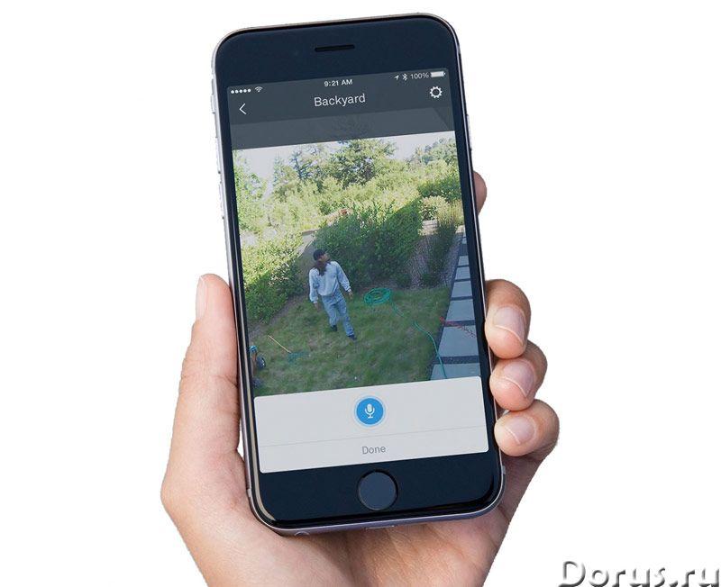 Видеонаблюдение с P2P - Средства безопасности - Представлены уникальные модели WiFi видеокамер с сер..., фото 8
