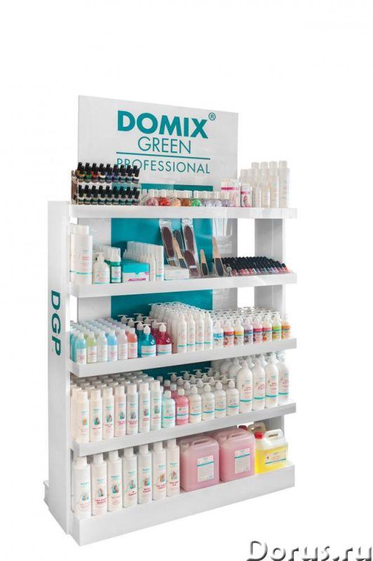 Интернет магазин профессиональной косметики Domix-shop - Косметика и парфюмерия - Компания Домикс-Шо..., фото 1
