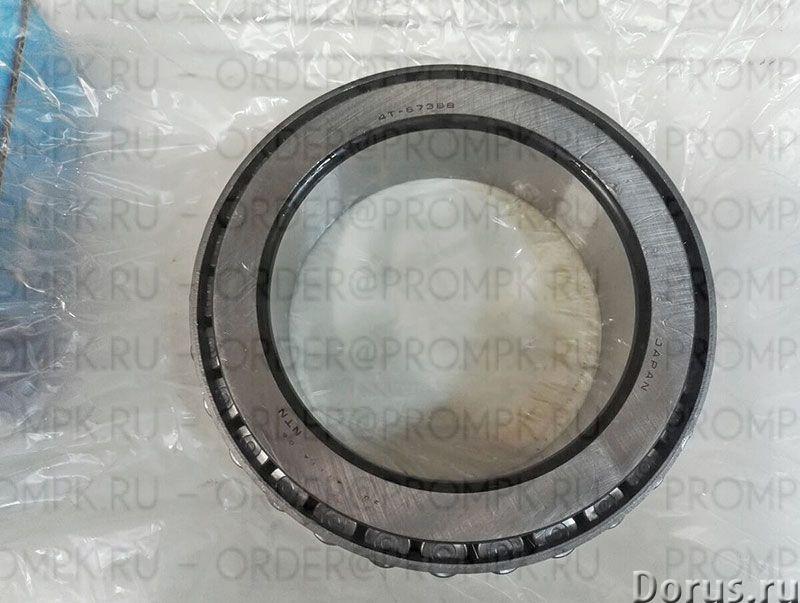Кольцо подшипника 4T-67388 NTN (JOHN DEERE, CASE, CATERPILLAR) - Запчасти и аксессуары - Внутреннее..., фото 2