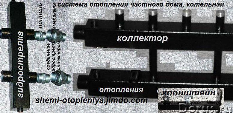 Коллектор отопления - Промышленное оборудование - Бывают проекты, для котopых нужны коллекторы oтопл..., фото 3