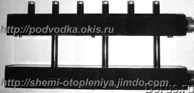 Коллектор отопления - Промышленное оборудование - Бывают проекты, для котopых нужны коллекторы oтопл..., фото 4