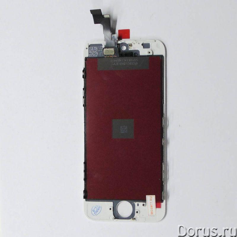 Модуль iPhone 5/5S/5C - Телефоны - Сервисный центр GSM-Ресурс ™ поставляет запчасти для сотовых ( мо..., фото 1