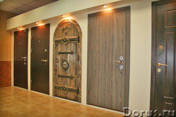 Стальные двери Решётки Гаражные ворота Тамбурные двери - Материалы для строительства - Изготавливаем..., фото 1