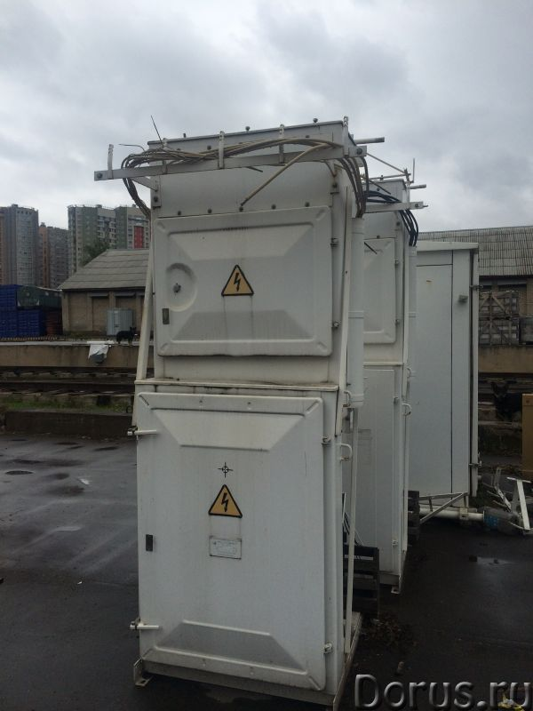 Ктп-100/10/0.4 С рлнд трансформаторная подстанция - Промышленное оборудование - Предлагаем комплектн..., фото 1