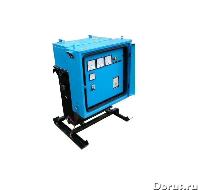 Ктпто-80 для термообработки бетона и грунта - Промышленное оборудование - Комплексная трансформаторн..., фото 1