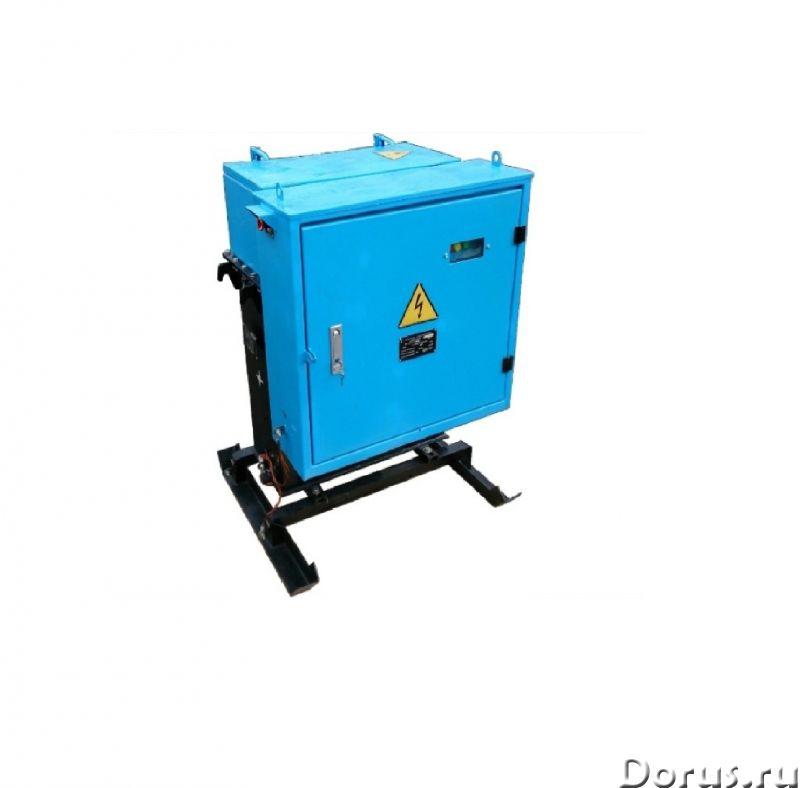 Ктпто-80 для термообработки бетона и грунта - Промышленное оборудование - Комплексная трансформаторн..., фото 2