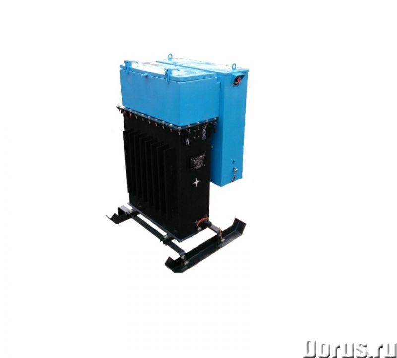 Ктпто-80 для термообработки бетона и грунта - Промышленное оборудование - Комплексная трансформаторн..., фото 3