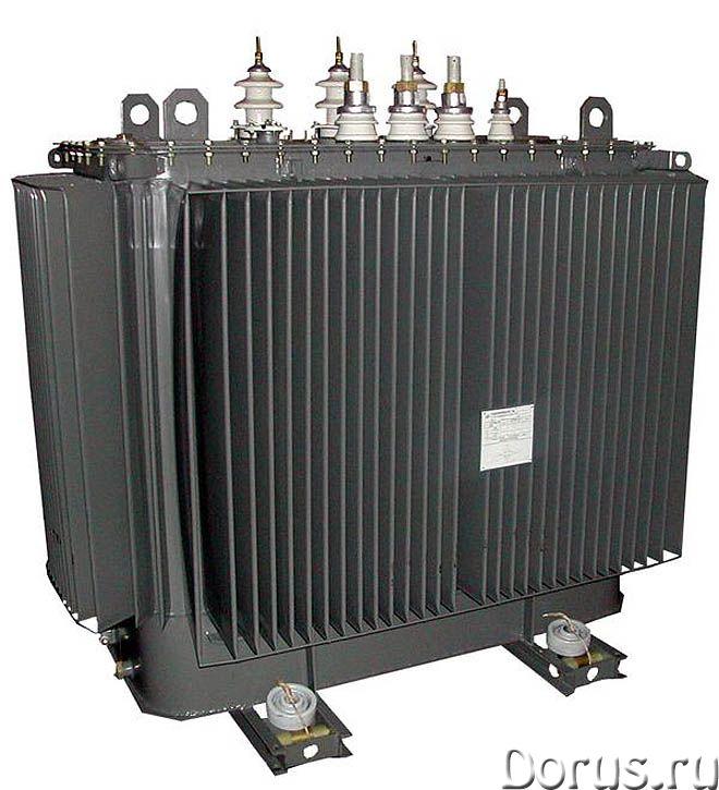Силовые масляные трансформаторы ТМГ от 16 до 2500 кВА - Промышленное оборудование - ООО Итсар предла..., фото 1