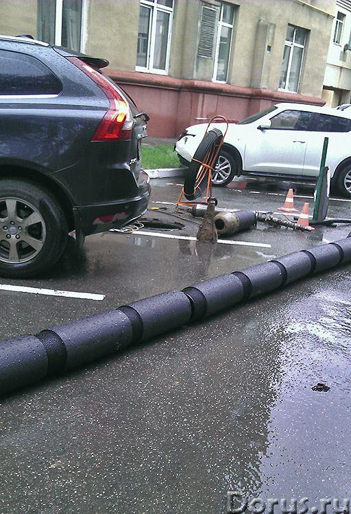 Бестраншейный ремонт наружной канализации - Строительные услуги - Ремонт канализационного выпуска и..., фото 1