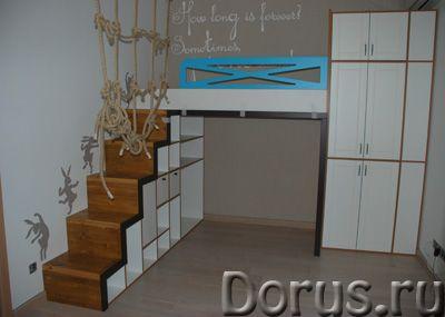 Корпусная мебель на заказ в Москве - Мебель для дома - Изготовление корпусной мебели по индивидуальн..., фото 3