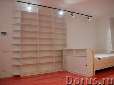 Корпусная мебель на заказ в Москве - Мебель для дома - Изготовление корпусной мебели по индивидуальн..., фото 5