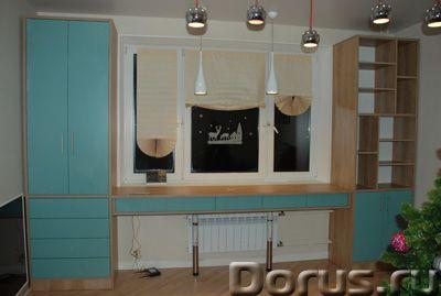 Корпусная мебель на заказ в Москве - Мебель для дома - Изготовление корпусной мебели по индивидуальн..., фото 8