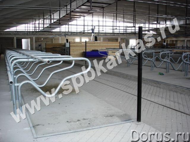 Стойловое оборудование, денники для лошадей, бочки для тренинга - Промышленное оборудование - СПБКАР..., фото 2