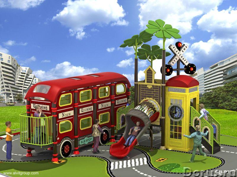 Детская игровая площадка Биг-Бен - Детские товары - Серия «Биг-Бен» представлена новыми главными эле..., фото 1