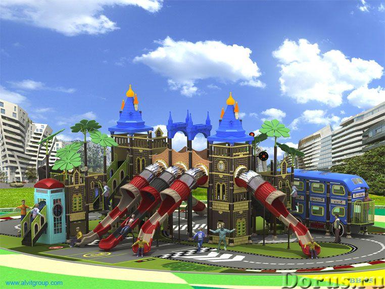 Детская игровая площадка Биг-Бен - Детские товары - Серия «Биг-Бен» представлена новыми главными эле..., фото 3