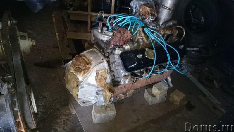 Двигатель ГАЗ-53 ЗМЗ-511 - Запчасти и аксессуары - Двигатель ГАЗ-53 ЗМЗ-511. В наличии двигатель на..., фото 1