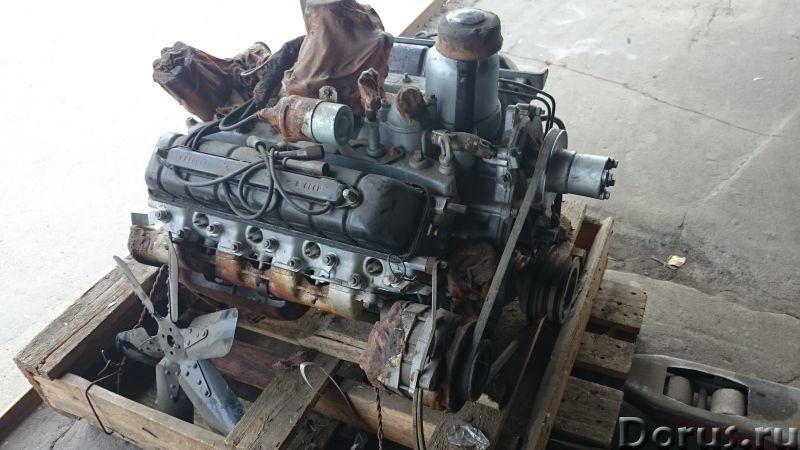 Двигатель ГАЗ 66 ЗМЗ 513 новый первой комплектации - Запчасти и аксессуары - Двигатель ГАЗ 66 ЗМЗ 51..., фото 1