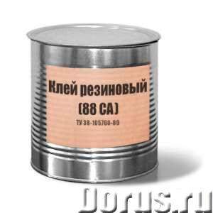 Клей 88-СА - Химия для производства - ТУ 38 1051760-89 Применение: Клей 88-СА предназначается для ск..., фото 1