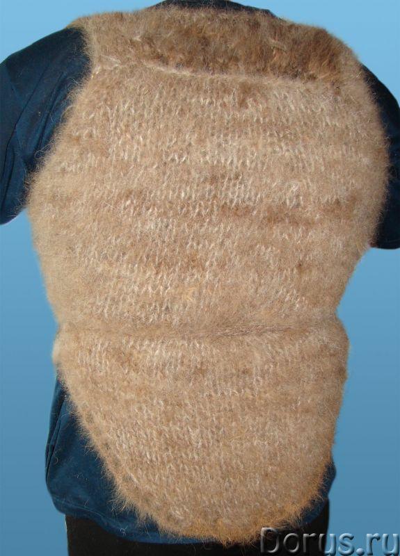 Пояс-столб из собачьей шерсти арт№102п.Вылечи свою спину - Услуги народной медицины - Пояс-столб ЛЕЧ..., фото 2