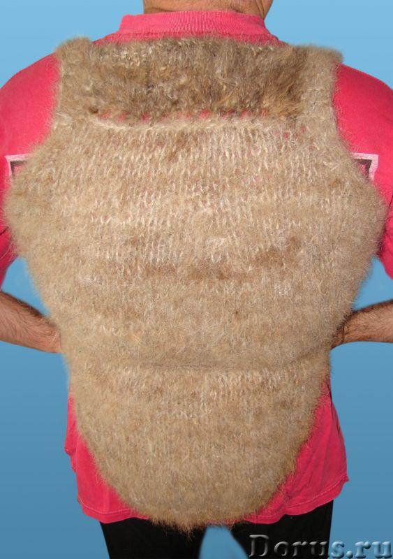 Пояс-столб из собачьей шерсти арт№102п.Вылечи свою спину - Услуги народной медицины - Пояс-столб ЛЕЧ..., фото 3