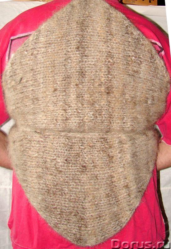 Пояс из собачьей шерсти арт№101п. Ортофен. Диклофенак. Спина лечение - Услуги народной медицины - По..., фото 3