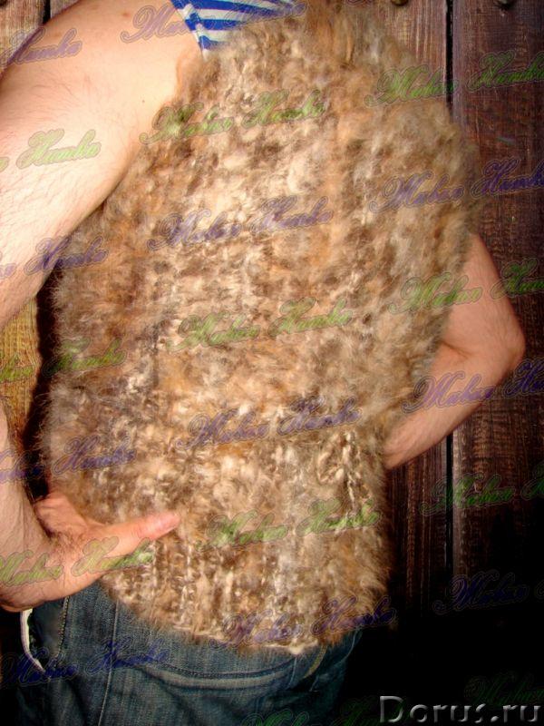 Целебный комплект артикул №19цк из собачьей шерсти (пуха) .Больная спина , ноги - Услуги народной ме..., фото 1