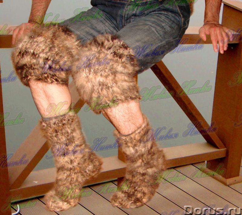 Целебный комплект артикул №19цк из собачьей шерсти (пуха) .Больная спина , ноги - Услуги народной ме..., фото 5
