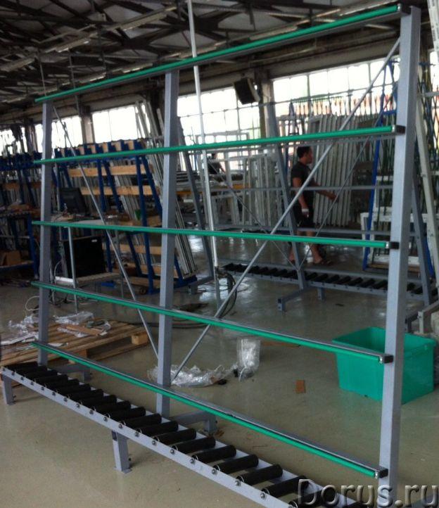 Стенд остекления для окон ПВХ (контроля качества) - Строительное оборудование - Изготавливаем недоро..., фото 1