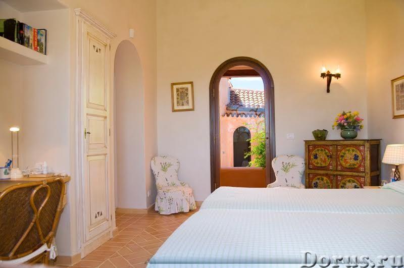 Вилла в аренду на Сардинии, в Кала Брандинки, Капо Кода Кавалло - Недвижимость за рубежом - Это вилл..., фото 4