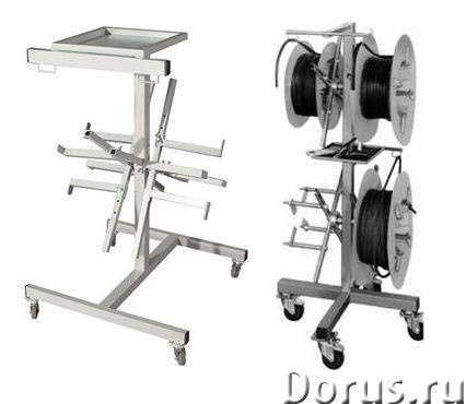 Разматыватель уплотнильной резины - Промышленное оборудование - Изготавливаем разматыватели уплотнит..., фото 1