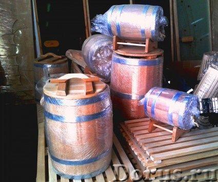 Дубовые бочки от производителя - Тара и упаковка - Деревянные бочки и кадки от производителя высоког..., фото 4