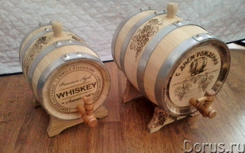 Дубовые бочки от производителя - Тара и упаковка - Деревянные бочки и кадки от производителя высоког..., фото 5