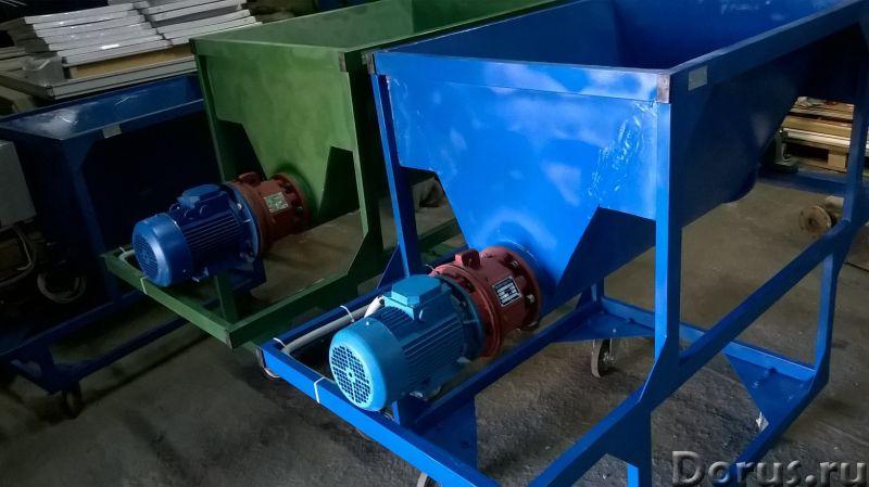 Предлагаем оборудование для укладки резиновой крошки - Строительное оборудование - ООО Мосредуктор р..., фото 2