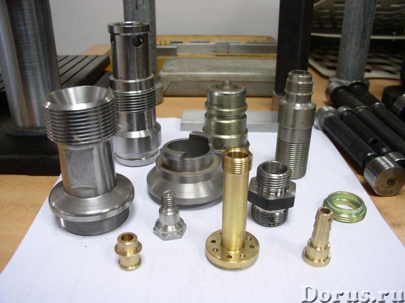 Выполняем токарные , фрезерные, слесарные работы - Металлопродукция - Выполняем токарные и фрезерные..., фото 9