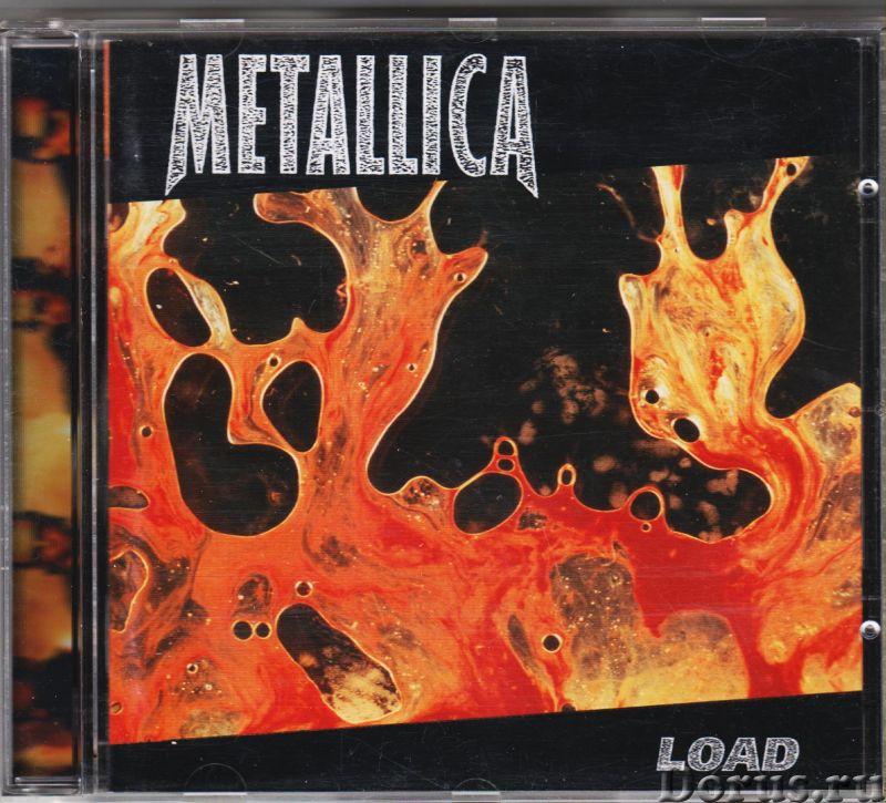 Куплю коллекцию cd metal rock - Диски, кассеты - КУПЛЮ КОЛЛЕКЦИЮ CD METAL ROCK Цена договорная - гор..., фото 2