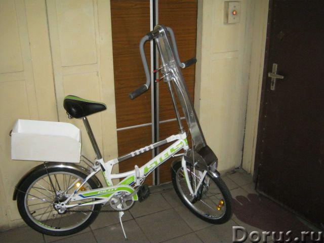 Велосипед с ручным приводом - Спорт товары - Делаю единственные в мире складные велосипеды-тренажёры..., фото 1