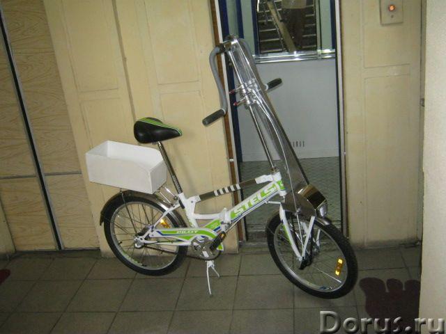 Велосипед с ручным приводом - Спорт товары - Делаю единственные в мире складные велосипеды-тренажёры..., фото 2