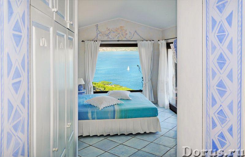 Люкс вилла на севере Сардинии, у моря, для отдыха - Недвижимость за рубежом - Люкс вилла на 1 линии..., фото 3