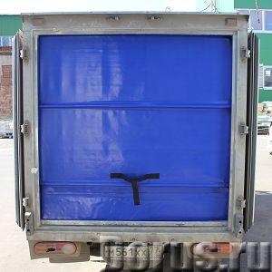 ПВХ-роллеты Frostwall® для фургона - Грузовые автомобили - КАКИЕ ЗАДАЧИ РЕШАЮТ: 1. Снижают воздейств..., фото 1