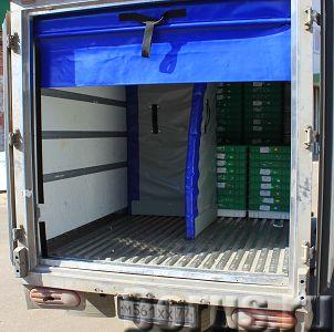 ПВХ-роллеты Frostwall® для фургона - Грузовые автомобили - КАКИЕ ЗАДАЧИ РЕШАЮТ: 1. Снижают воздейств..., фото 2