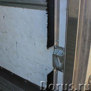 ПВХ-роллеты Frostwall® для фургона - Запчасти и аксессуары - КАКИЕ ЗАДАЧИ РЕШАЮТ: 1. Снижают воздейс..., фото 4