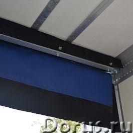 ПВХ-роллеты Frostwall® для фургона - Грузовые автомобили - КАКИЕ ЗАДАЧИ РЕШАЮТ: 1. Снижают воздейств..., фото 5