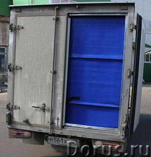 ПВХ-роллеты Frostwall® для фургона - Грузовые автомобили - КАКИЕ ЗАДАЧИ РЕШАЮТ: 1. Снижают воздейств..., фото 7