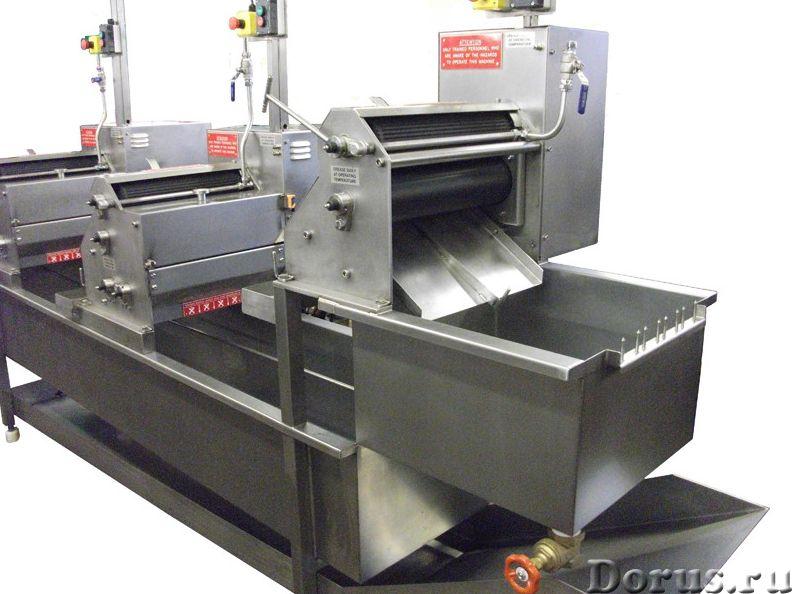 Обработка кишок и субпродуктов на пищевом перерабатывающем производстве - Промышленное оборудование..., фото 1