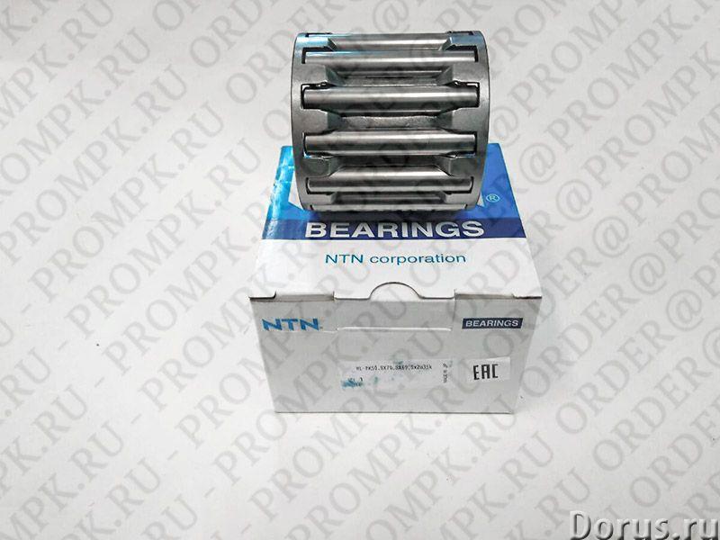Запчасть (подшипник) KOMATSU 2072761230 (NTN) - Сельхоз и спецтехника - Подшипник роликовый для реду..., фото 1