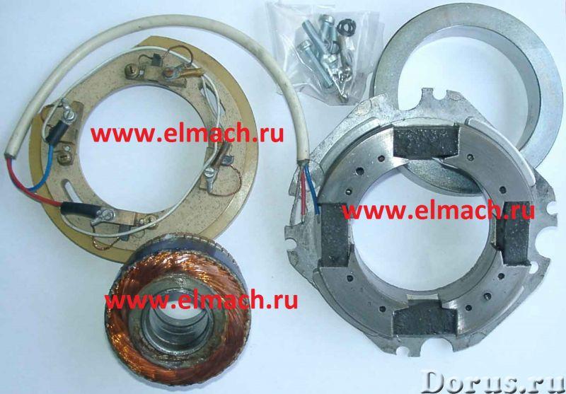 Электродвигатели постоянного тока - Промышленное оборудование - Двигатели постоянного тока: Д5МТ, Д5..., фото 2